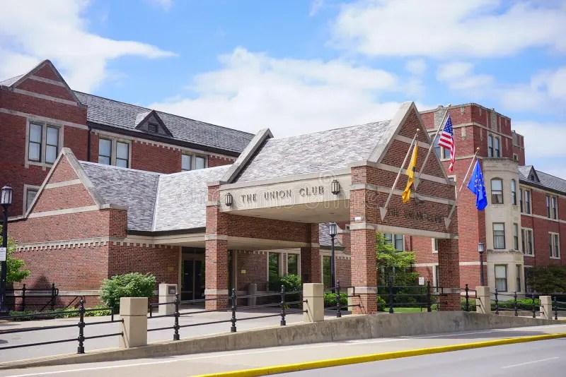 Purdue University Campus Union Club Editorial Stock Image - Image