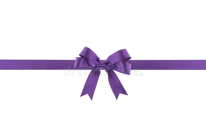 Purple ribbon with a bow stock photo Image of beautiful - 61760906 - purple ribbom