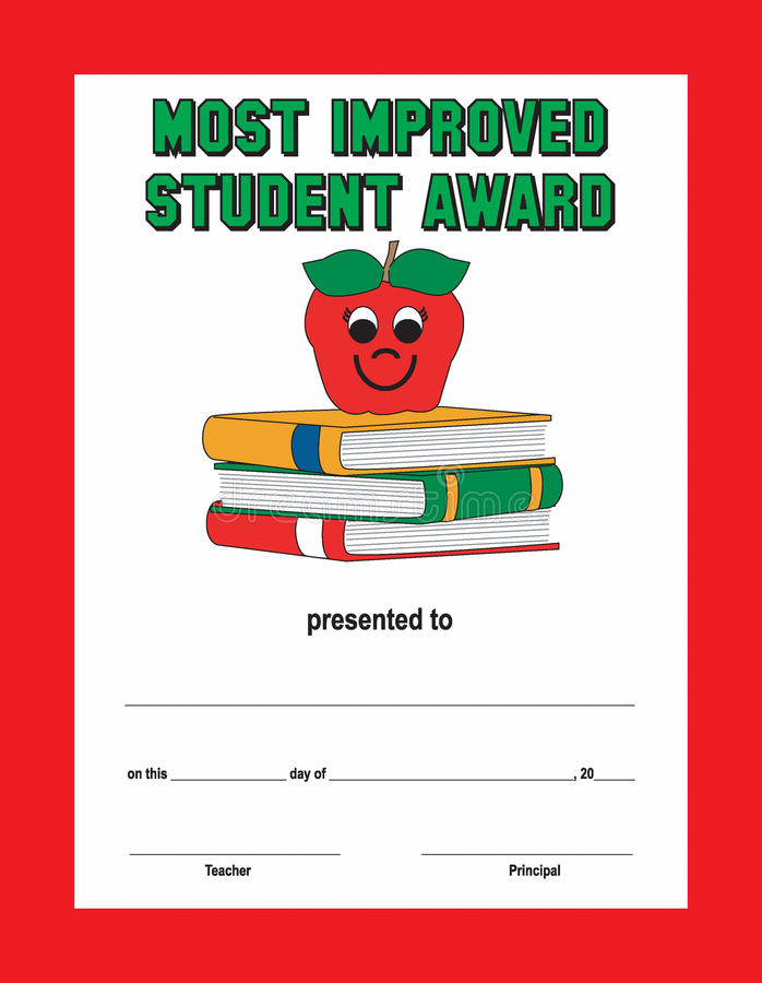 most improved student - Bire1andwap