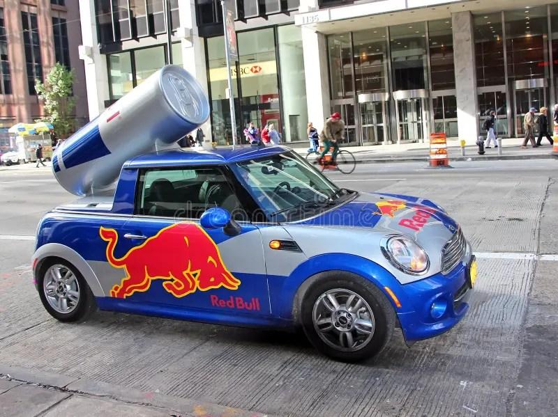 Audio Car Wallpaper Download Red Bull Mini Cooper Editorial Stock Photo Image Of Back