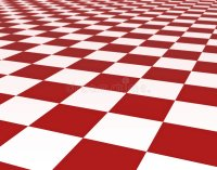 Red And White Floor Tiles Stock Photography - Image: 2891902