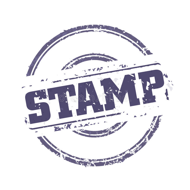 Rubber stamp template stock vector Illustration of aged - 83715959 - stamp template