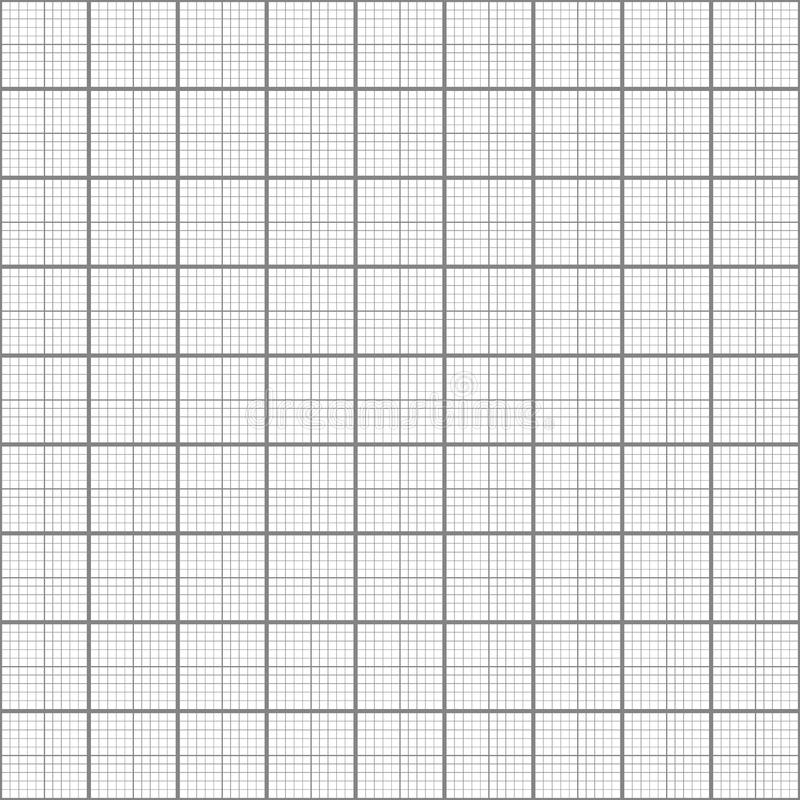 Scientific grid paper stock illustration Illustration of graphing