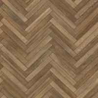 Seamless Wood Parquet Texture Herringbone Brown Stock ...