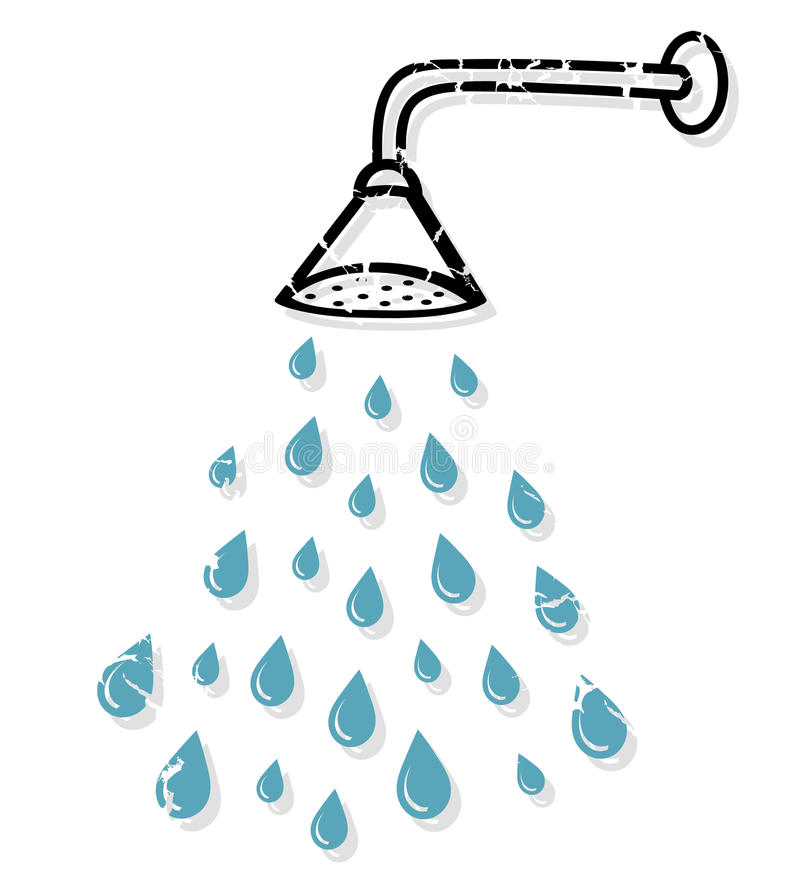 Duschkopf Clipart Shower Head Vector Royalty Free Stock Photo - Image: 33661755