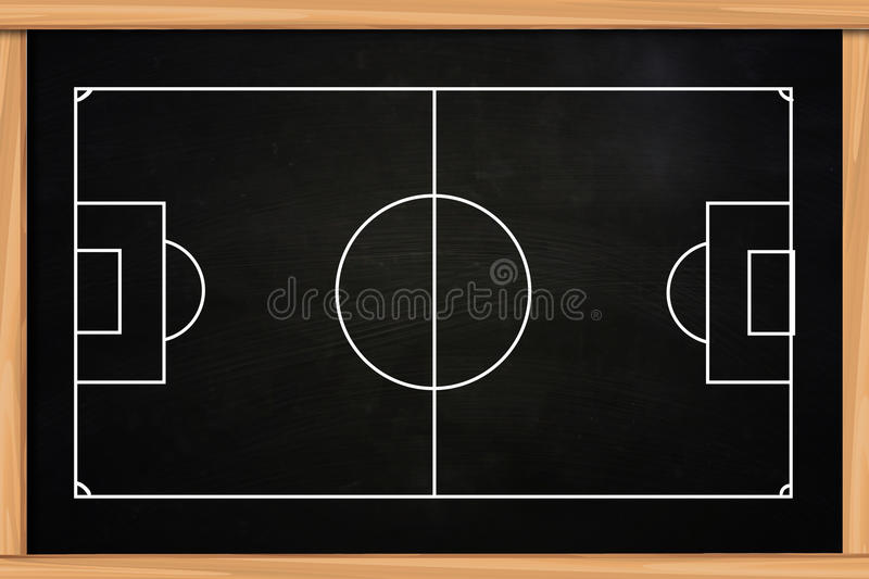 Foot ball square template foot ball square template 7 free pdf soccer or football game strategy template stock photo image foot ball square template pronofoot35fo Choice Image