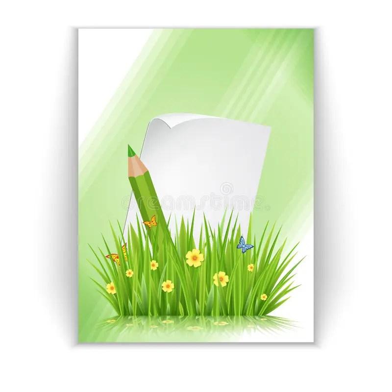 Spring flyer stock vector Illustration of background - 67171589 - spring flyer template