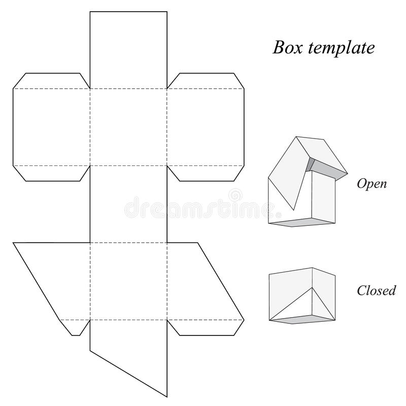 box template - Goalgoodwinmetals - gift box templates free download