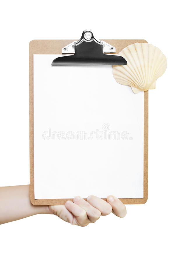 Summer Vacation Travel Checklist Stock Image - Image of clipboard - summer vacation checklist
