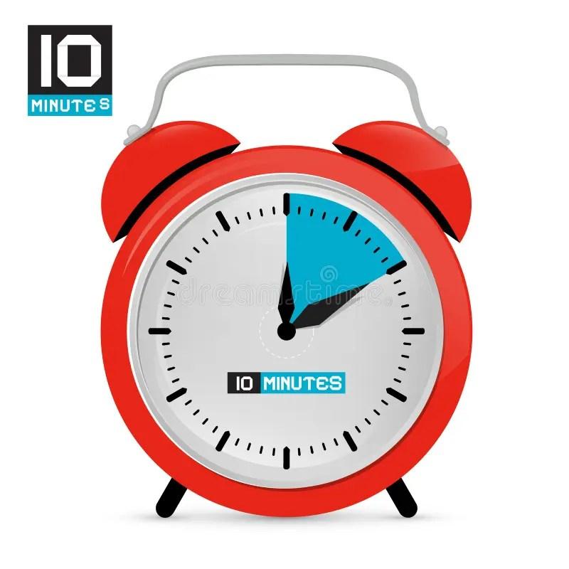 10 minutes clock - Jolivibramusic