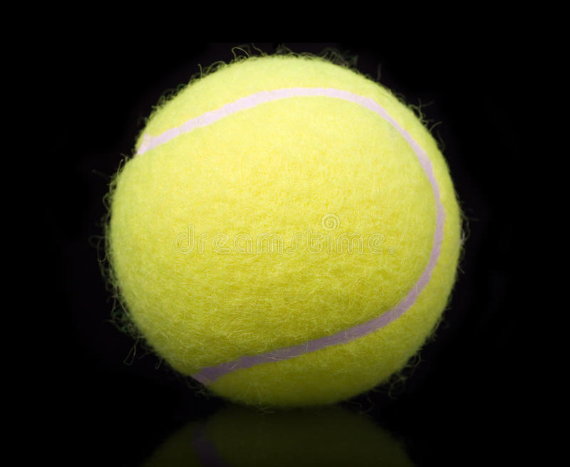 Tennis ball stock image Image of tennis, fuzz, object - 14165095 - why is there fuzz on a tennis ball