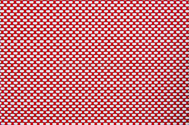 Textures Blackout Roller Blind Webbing Red Stock Photo - Image of