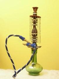 Tobacco water pipe stock photo. Image of marijuana, inhale ...