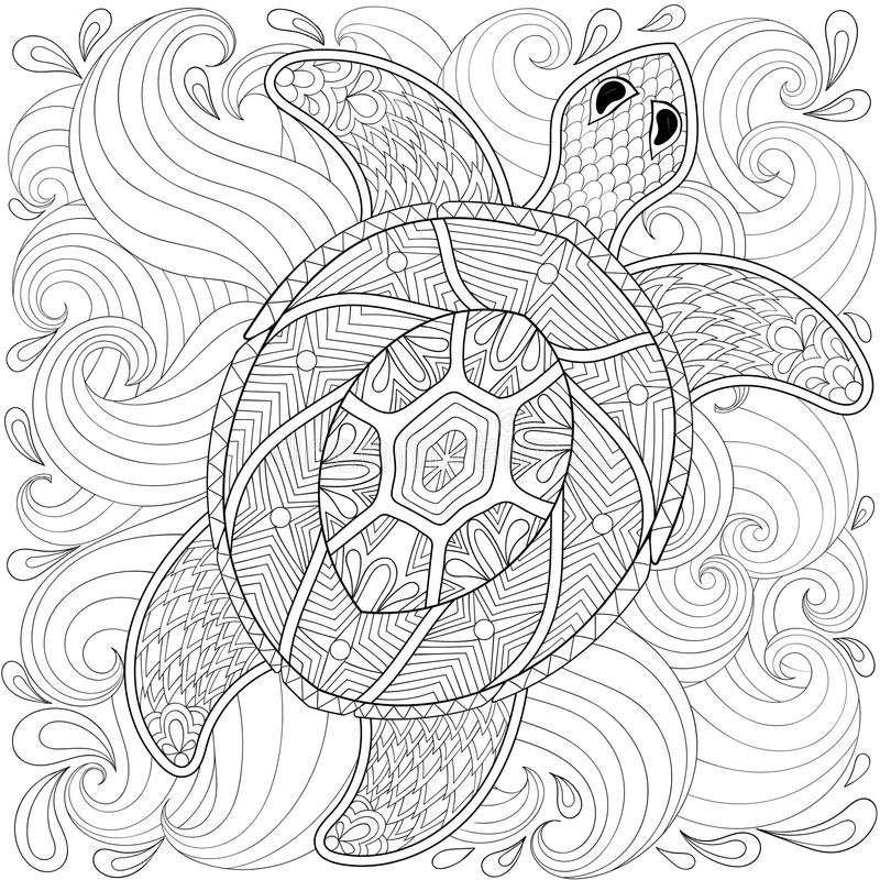 ocean waves coloring page - Towerssconstruction