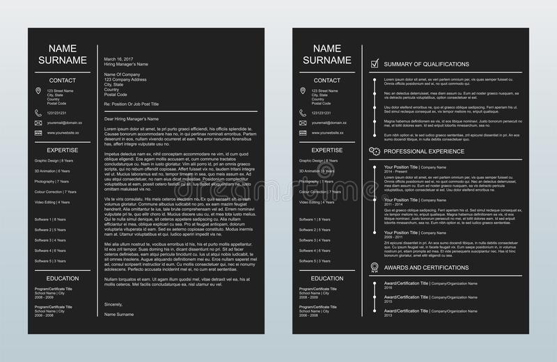 career one cv template - Funfpandroid