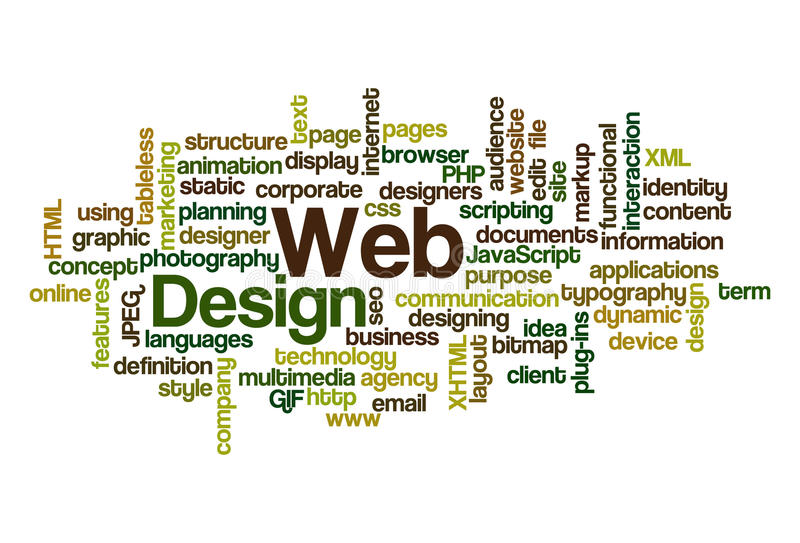 web design word - Forteeuforic