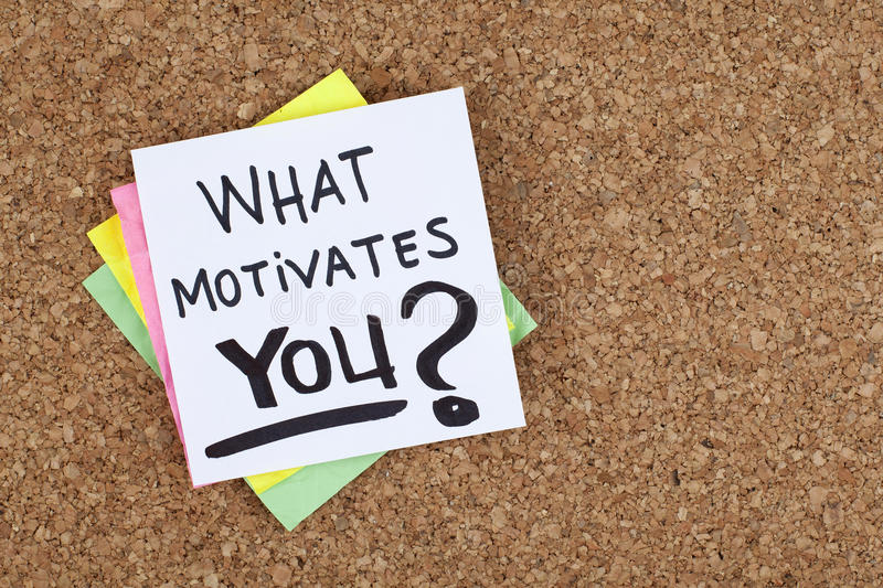 What Motivates You stock image Image of concept, your - 49435901 - what motivates you
