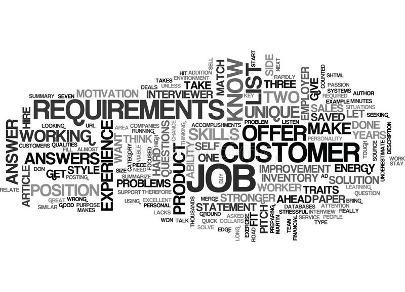 Why Should We Hire You Word Cloud Stock Illustration - Illustration - why should i hire you