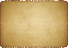 Vector Old Paper Texture Stock Vector Illustration Of
