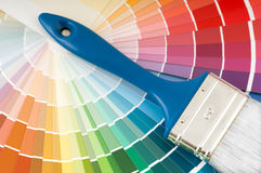 Pantone Color Palette Stock Illustration Illustration Of