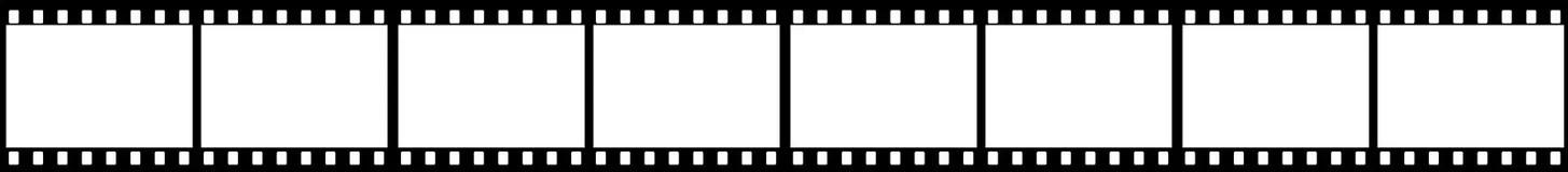 35mm film strip stock vector Illustration of media, still - 8485814