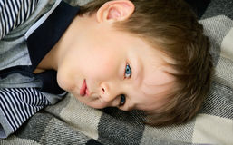 Sad Little Boy Stock Images Download 13462 Royalty Free
