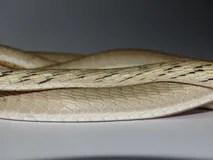 Fall Maple Leaf Tiled Wallpaper Snake Scale Seamless Pattern Alien Armor Design Stock