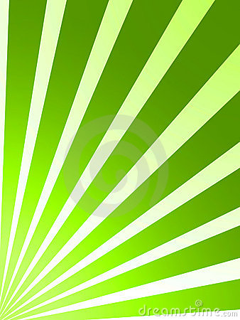 Retro Green stripes background
