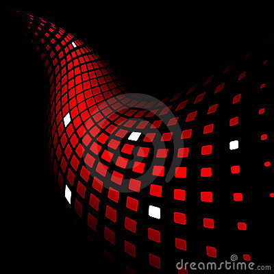 Hd Wallpapers 3d Red Black Background 3d Abstract Dynamic Red Background Stock Photo Image