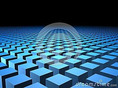 Matrix 3d Wallpaper Free Download 3d Cube Cubes Box Boxes Background Stock Photo Image