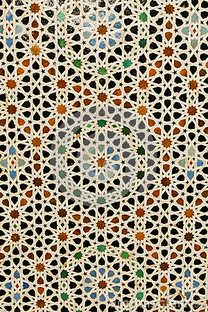 Abstract Vector Wallpaper Hd Abstract Background Colorful Inlaid Moroccan Tile Royalty