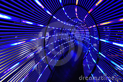 Car Wallpapers Computer Desktop Abstract Light Tunnel Royalty Free Stock Images Image