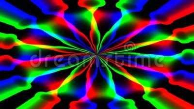 Christian Wallpaper Hd 3d Animated Abstract Illustration Of Bright Colorful Spirals