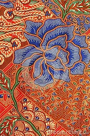 Peacock 3d Wallpaper Download Batik Pattern Stock Photo Image 13804340
