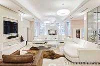 Big And Comfortable Living Room Stock Photo - Image: 82311712