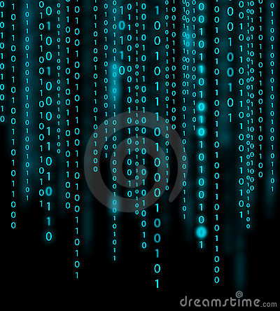 Car Tire With Wrench Wallpaper Binary Code Background Stock Photo Image 18787760