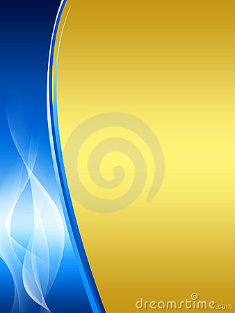 Merry Christmas 3d Wallpaper Hd Blue And Gold Abstract Background Royalty Free Stock