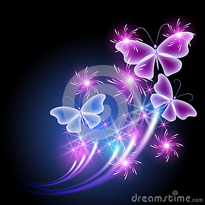 Ali 3d Name Wallpaper Free Download Butterflies And Stars Royalty Free Stock Image Image