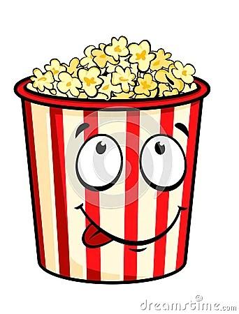 Potato Wallpaper Cute Cartoon Popcorn Royalty Free Stock Image Image 19605326