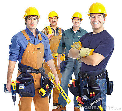 contractors-workers-18350941jpg (400×365) Pintuarteras Pinterest - contractor job description