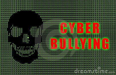 Hacker 3d Wallpaper Cyber Bullying Royalty Free Stock Image Image 7790636
