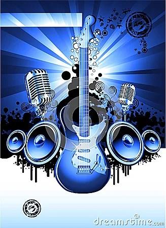 3d Moon Wallpaper Dancing Event Flyer Background Stock Photo Image 10084220