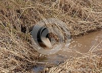 Water Drainage Pipe Royalty Free Stock Photos - Image ...