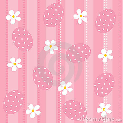 Cute Wallpaper Patterns Easter Background Seamless Pattern Stock Images Image