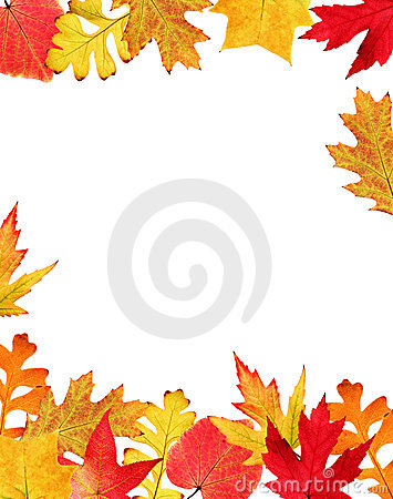 Old Windmill In Fall Grass Wallpaper Fall Leaves Border Stock Photo Image 3316100