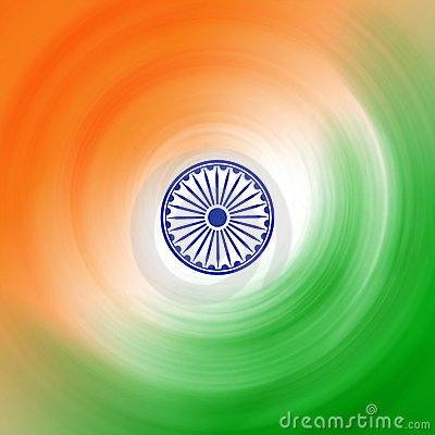 3d Animation Wallpaper Hd Flag Of India Abstract Stock Photography Image 20248362