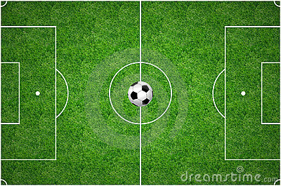 3d Football Stadium Wallpaper Football Pitch Stock Photography Image 7019152