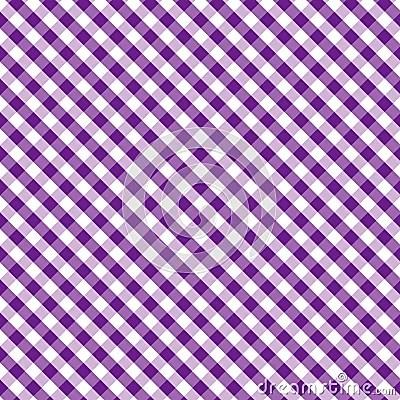 3d Wallpaper Lavender Gingham Cross Weave Purple Seamless Background Royalty
