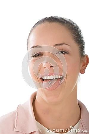 tongue zipper piercing