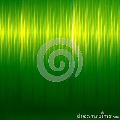 3d Metallic Wallpaper Green Abstract Background Business Presentation Backdrop